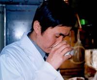 米百俵きき酒